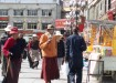 Trekking Adventures | Nepal Trekking | Worldwide Treks - Devoted Pilgrims circling Jokhang Temple